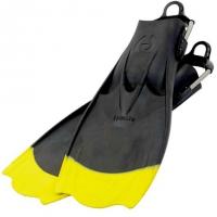 Ласты Hollis F1 Yellow 2