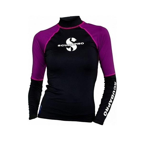 Женская футболка для плавания Scubapro T-Flex Jewel