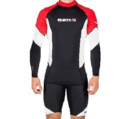 Футболка Mares Rash Guard Dive Center мужская 2