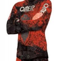 Гидрокостюм Omer Red Stone 5мм 2