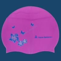 Шапочка для бассейна Aqua Sphere Dahlia детская  1