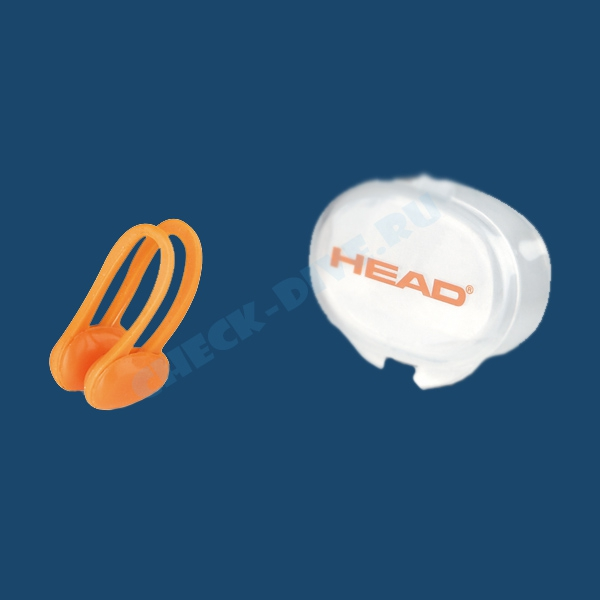 Зажим для носа Head пластик