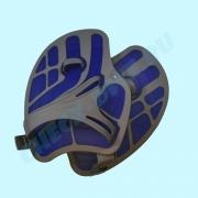 Лопатки для плавания Aqua Sphere ErgoFlex