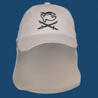 Кепка детская с защитой шеи UV200+ рыбка пират 2