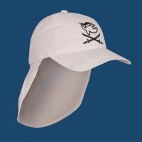 Кепка детская с защитой шеи UV200+ рыбка пират 4