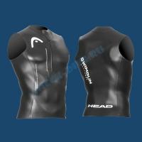 Гидромайка Head Swimrun Race Zipper 2мм 1