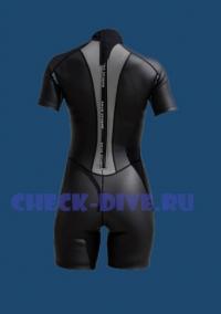 Гидрокостюм Aqua Sphere Aqua Skins шорти жен. 2