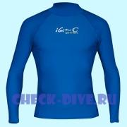 Гидромайка iQ Watersport UV мужская с длинным рукавом