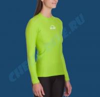 Гидромайка женская IQ UV300+ зелёный 1