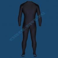 Гидрокостюм лайкра IQ UV 300 мужской 4
