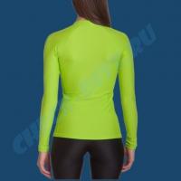 Гидромайка женская IQ UV300+ зелёный 4