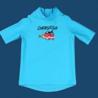 Гидромайка детская IQ Swordfish короткий рукав 1