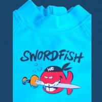 Гидромайка детская IQ Swordfish короткий рукав 5