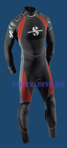 Гидрокостюм Scubapro Everflex 3мм мужской 1