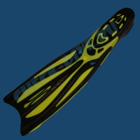 Ласты для плавания FF-23 Solla 5