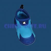 Тапки пляжные детские iQ Jolly Fish синие 3
