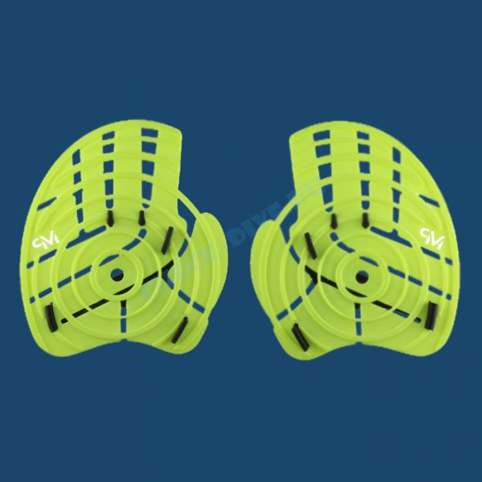 Лопатки для плавания Aqua Sphere Strength paddle