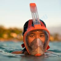 Маска для снорклинга OceanReef Aria 9