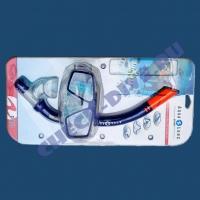 Комплект маска трубка Aqualung Козюмель Про  1