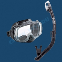 Комплект маска трубка Tusa US-3325 1