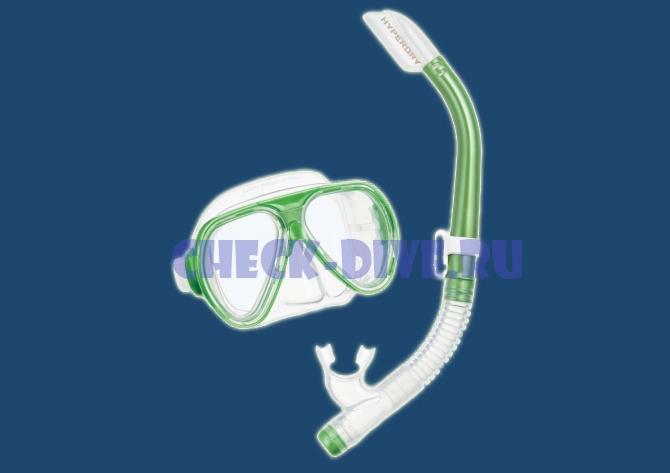 Набор маска трубка Tusa US 2546