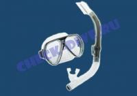 Набор маска трубка Tusa US 2546  4