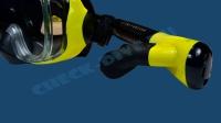 Комплект маска трубка Tusa US-3325 6