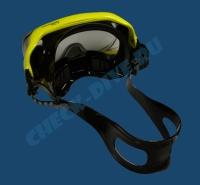 Комплект маска трубка Tusa US-3325 4