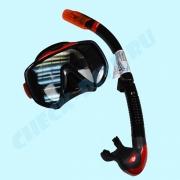 Комплект маска трубка Tusa UCR 1417