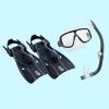 Набор маска трубка ласты Tusa UPR0101