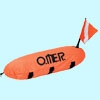 Буй для подводной охоты Master Torpedo