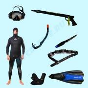 Комплект для подводной охоты Эконом 5мм