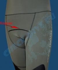 Гидрокостюм Beuchat Espadon Prestige 5мм 4