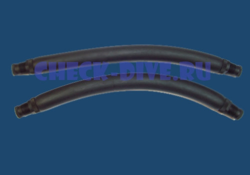 Латексные тяжи d18/16мм