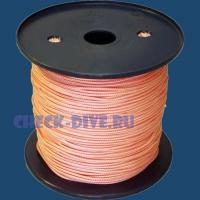 Линь Dyneema 2мм нагрузка до 220 кг 1