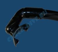 Трубка для плавания Serpent мягкая 2