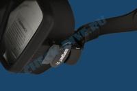 Маска Sargan FBR черный силикон 3