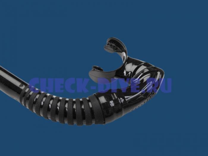 Трубка Scorpena S с клапаном, мягкая