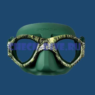 Маска Sporasub Mystic Seagreen