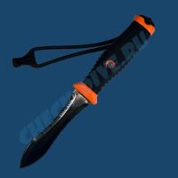 Нож Пеленгас Volga с магнитным креплением 4