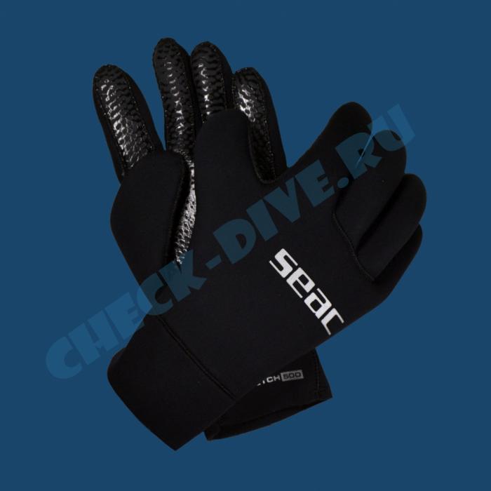Перчатки Stretch 500, 5 мм
