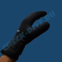 Перчатки Kevlar 5мм Akvilon 3