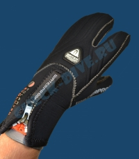 Перчатки Waterproof G1 7мм трёхпалые 5