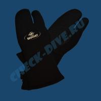 Трёхпалые рукавицы Beuchat 7мм 1