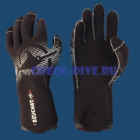 Неопреновые перчатки SemiDry 4.5 мм 1