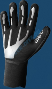 Перчатки Spyder 3мм 7