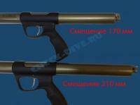 Ружье для подводной охоты Зелинка Техно 5