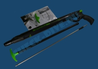 Пневмовакуумное ружьё Salvimar Predathor Vuoto 1