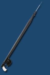 Подводное ружьё Airbalete чёрное без катушки 1