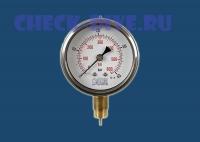 Манометр для проверки давления в ружьях 1